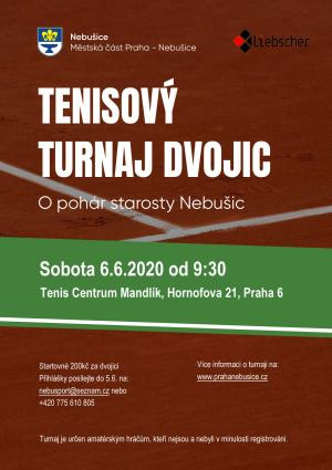 Tenisový turnaj dvojic 1
